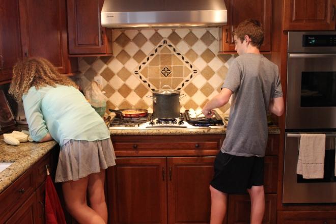 28 kids cook