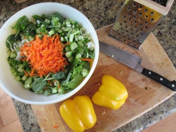 7 salad