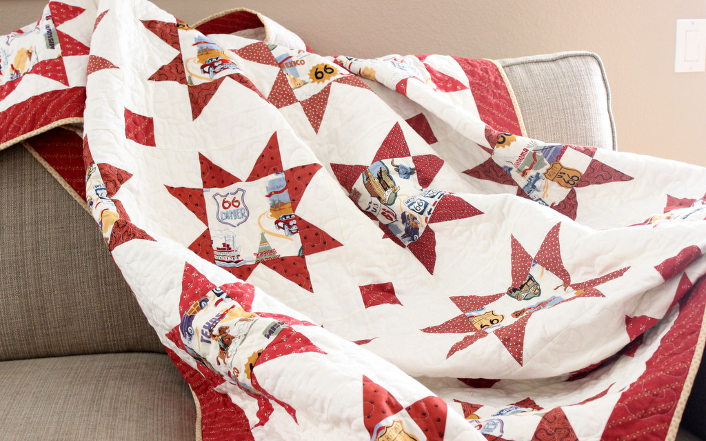 family Archives - Simple. Handmade. Everyday. : route 66 quilt pattern - Adamdwight.com